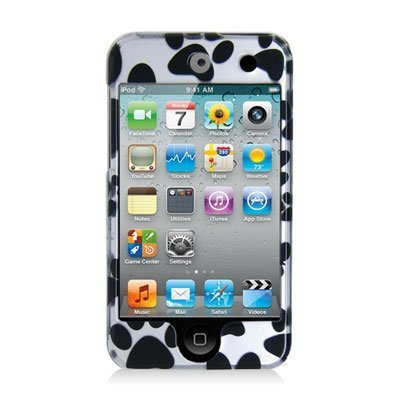 Ipod Case  Snap Accessory Electromaster  Hard Touch  Lingerie Cover 32gb Crystal Generation Skin