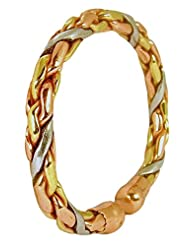 Womens Solid Copper Magnetic Bracelet Kay Medium with Gift Box