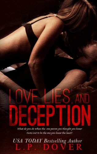 Love, Lies, and Deception by L.P. Dover ebook deal