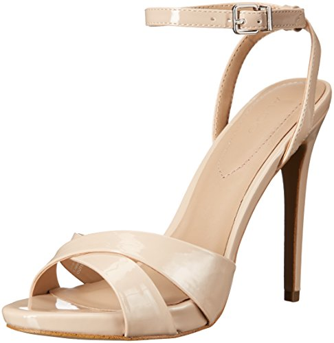 Aldo Women's Celleno Dress Sandal, Bone, 7 B US