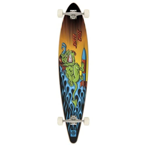 Santa Cruz Speed Gremlin Complete Longboard (9.9in Wide by 45.75in