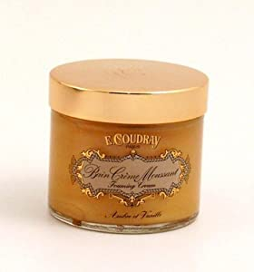 E Coudray Musc & Freesia Bath and Shower Foaming Cream - 250ml/8.4oz