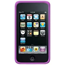 Amzer 85591 Silicone Skin Jelly Case - Purple For IPod Touch 3rd Gen, IPod Touch 2G
