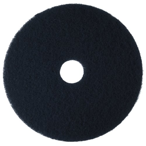 """3M High Productivity Pad 7300, 20"""" Floor Care Pad, Machine Use (Case Of 5) front-53972"""