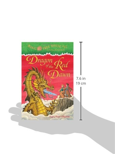 magic tree house dragon of the red dawn book report