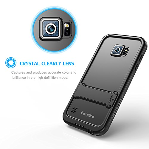 Galaxy S6 Waterproof Case Elegant Adventure Series