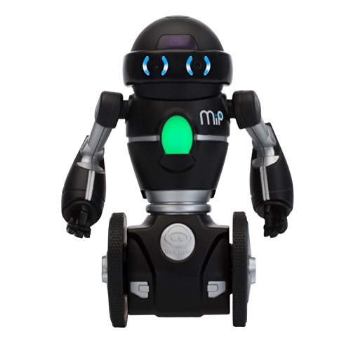 WowWee MiP Robot, Black/Silver, One Size