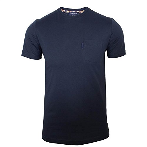 aquascutum-camiseta-basico-cuello-redondo-para-hombre-azul-azul-marino-large