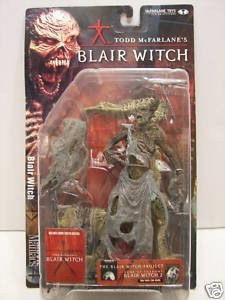 Movie Maniacs Series 4 > Blair Witch (Treehead) Action Figure (Blair Witch Figure compare prices)