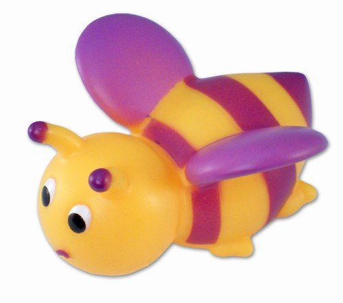 Puzzled Bath Buddy Honeybee Water Squirter