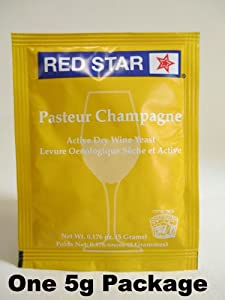 Red Star Pasteur Champagne