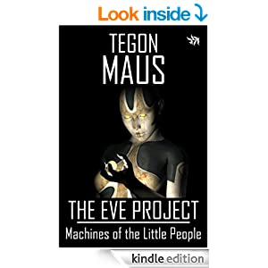 The Eve Project Book Cover
