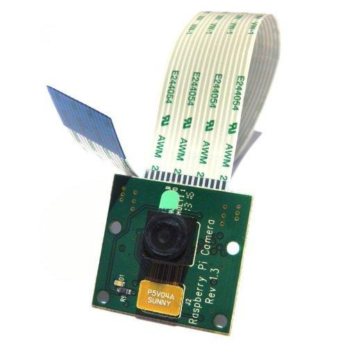 La webcam de la Raspberry, des tas de possibilités, depuis la simple webcam jusqu'au système de surveillance.