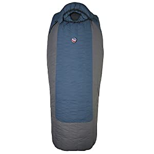 Big Agnes Summit Park 15-Degree Sleeping Bags(600 Down Fill), Long Left Zipper