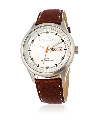 Devota & Lomba Reloj con movimiento japonés Man 48 mm