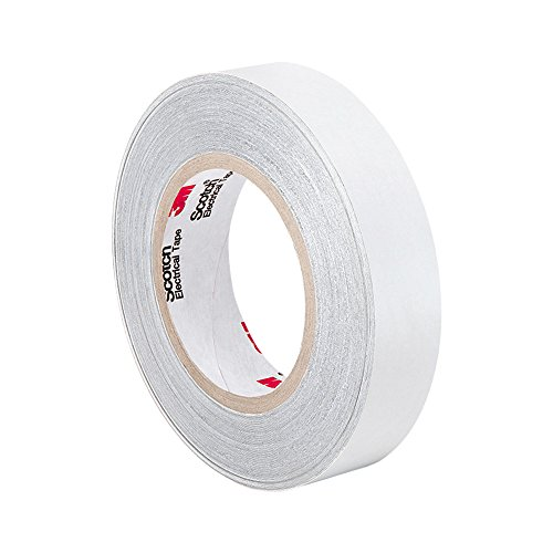 "Tapecase 3M Cn3490 1"" X 54.5Yd Gray Non-Woven Conductive Fabric Tape, 54.5 Yd Length, 1"" Width, Roll"