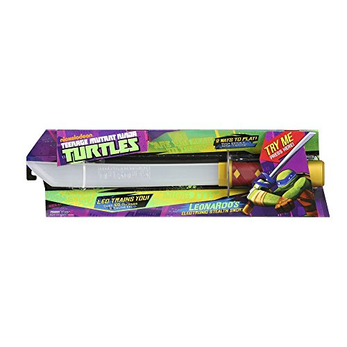 Teenage Mutant Ninja Turtles Leonardo's Stealth Sword (Ninja Turtles Leonardo Katana compare prices)