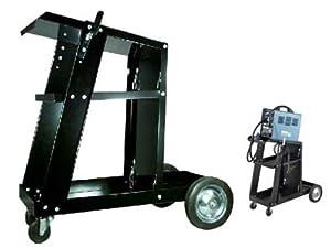 Welder Welding Cart Plasma Cutter MIG TIG ARC Universal Storage for Tanks  from Genric