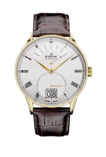 EDOX 34005 37JA AR - Reloj para hombres
