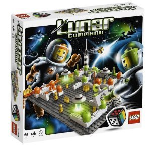Lego board game: Lunar Command!