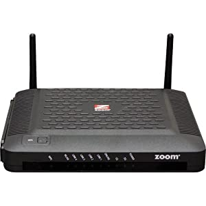 ZOOM DOCSIS 3.0 Cable Modem and Wireless-N Router (5352-00-00)
