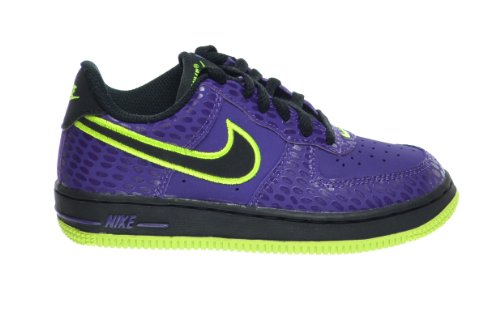 Nike Ps Air Force 1 Ps Nike Chicos Zapatillas Court Purple Negro Volt 70dcd4