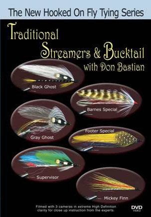 Traditional Streamers & Bucktails (Streamers Dvd compare prices)