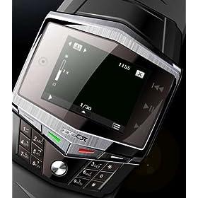 绝对新潮好的多功能手表,移动电话,收音机功能,MP3/MP4,2百万像素相机仅售$132.96
