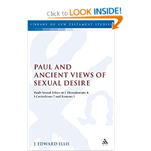 Paul and Ancient Views of Sexual Desire cover