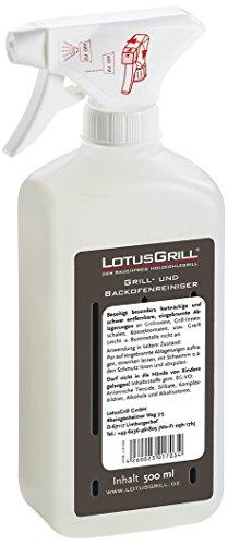 Lotus Grill LG Spray Pulitore per Barbecue o Forno