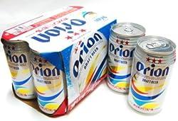 ビール オリオン ドラフト (生) (350ml×6缶)