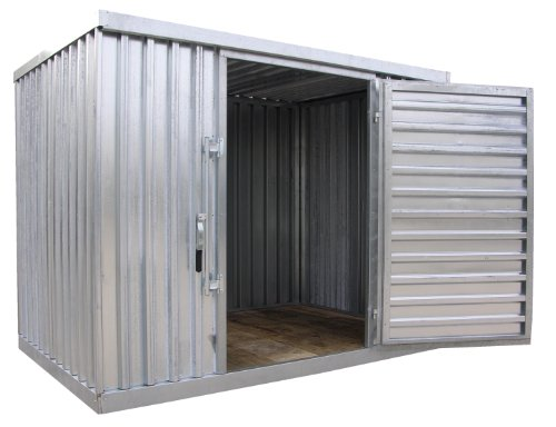 STOR-912-G-W-1RH Double Depth Galvanized Storage