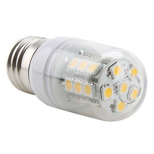 Leadleds E27 5W 30 Led 5050 Led Corn Bulb Light Natural White 6000-6500K 110V(2Pcs In Pack)