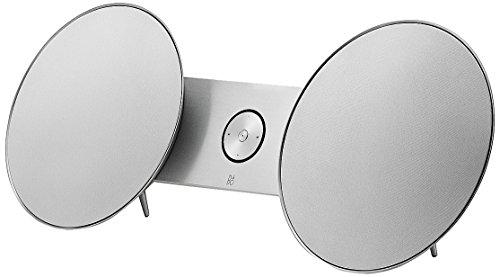 B&O Play BeoPlay A8 MKII AirplayLautsprecherDock (dLNA, mini-USB, AUX-In, 14 Watt) weiß