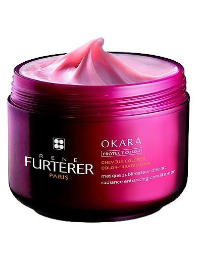 Rene Furterer Okara Protect Color Radiance Enhancing Mask (6.7 oz Jar ) - 1