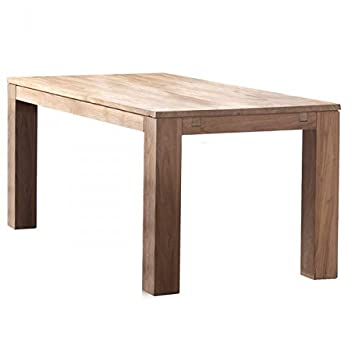 Table 1m80 en teck BORNÉO