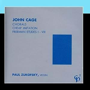 John Cage - Violin Music