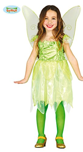 Guirca Costume vestito Trilly fata del bosco carnevale bambina 8188_ 10-12 anni