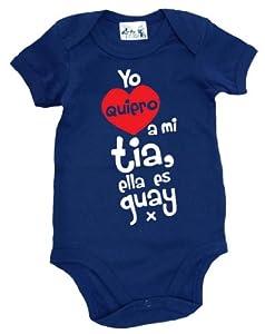 Dirty Fingers, Yo quiero a mi tia, ella es guay x, Bebés Body marca Dirty Fingers - Bebe Hogar