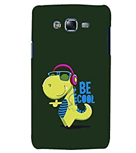 PRINTSHOPPII CARTOON Back Case Cover for Samsung Galaxy J7::Samsung Galaxy J7 J700F