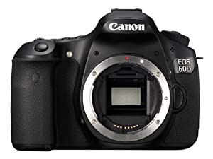 """Canon EOS 60D 18MP Digital SLR Camera + Canon 18-55mm IS Lens + Tamron 75-300mm Zoom Lens + 500mm Mirror Lens + .40x Super Wide Angle Fisheye Lens + 2x Telephoto Lens + +1,+2,+4,+10 Close Up Macro Kit + UV Filter + Circular Polarizer Filter + FLD Filter + 8 GIG CF Memory Card + 50"""" Titanium Anodized Tripod + Deluxe Camera Bag + Extra Rechargeable Battery + 6 Piece Starter Kit + 3 Year Celltime Warranty"""