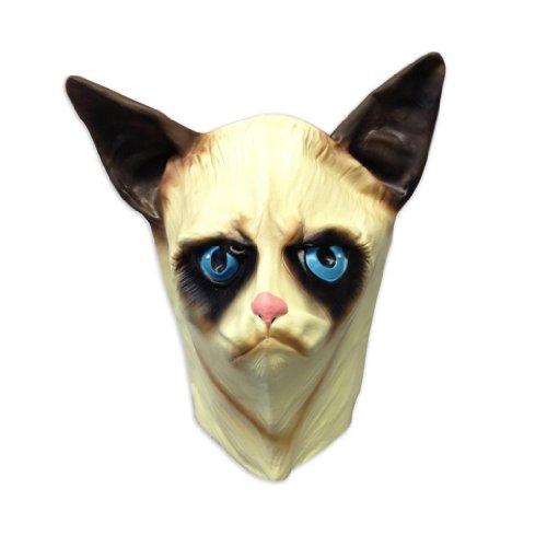 White Cat Mask Amazon