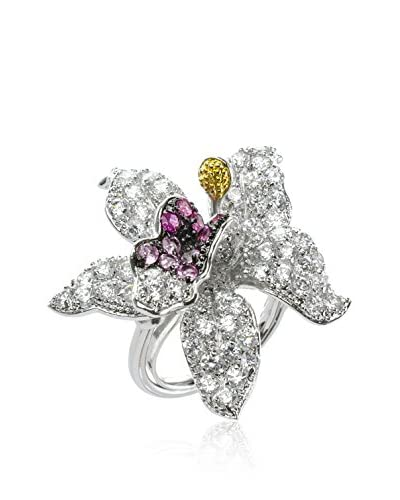 CZ BY KENNETH JAY LANE Anillo Orchid