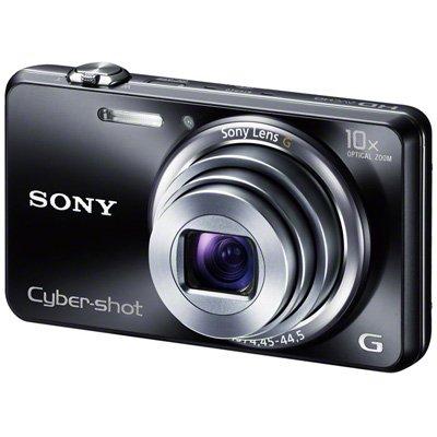 SONY Cyber-shot DSC-WX170 ブラック