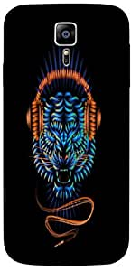 Timpax protective Armor Hard Bumper Back Case Cover. Multicolor printed on 3 Dimensional case with latest & finest graphic design art. Compatible with Samsung Galaxy S-6 / S6 Design No : TDZ-26534