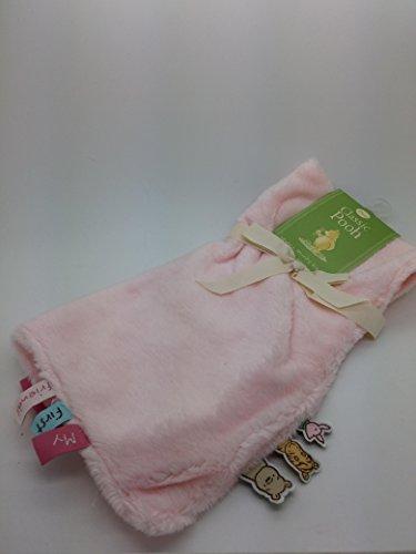 Disney Classic Pooh Pink Newborn Lovey Security Blanket