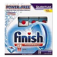 Quantum Power & Free Dish Tabs, 38/Box