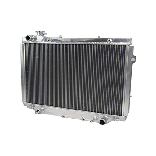 Primecooling 3 Row Aluminum Radiator for Toyota Landcruiser 80 Series 1HZ /1HDT Turbo Diesel 1990-98 (Auto/ Manual Trans ) (Toyota 80 Series compare prices)