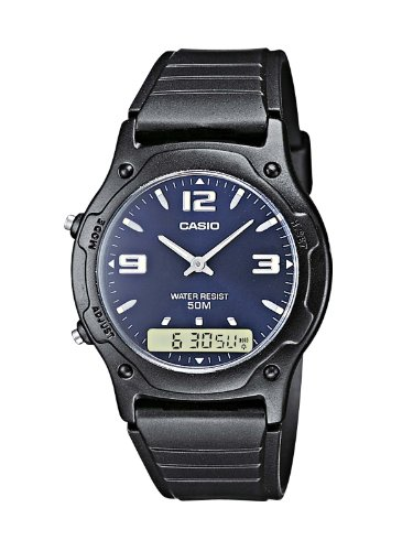 Casio Collection Unisex Watch AW-49HE-2AVEF
