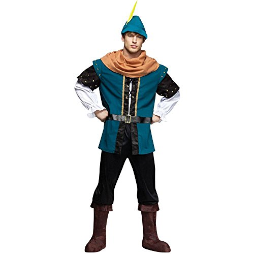 Robin Hood Adult Costume - One Size